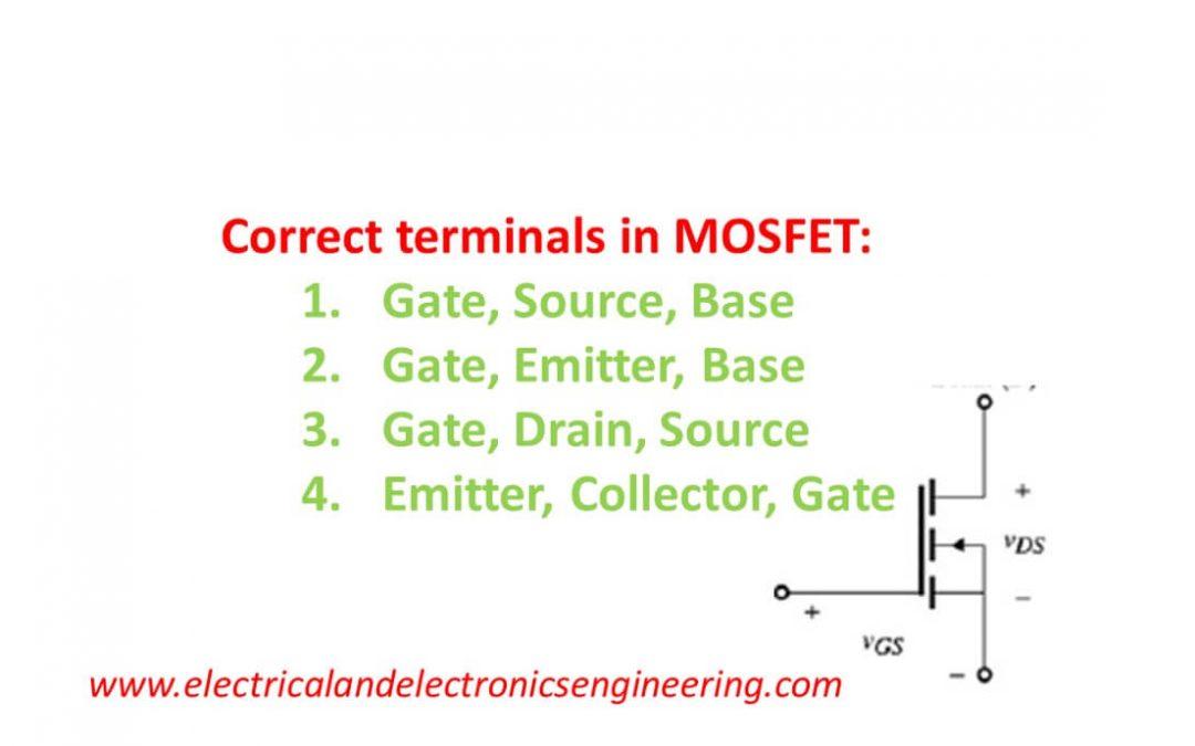 Top 10 Basic Power Electronics MCQs