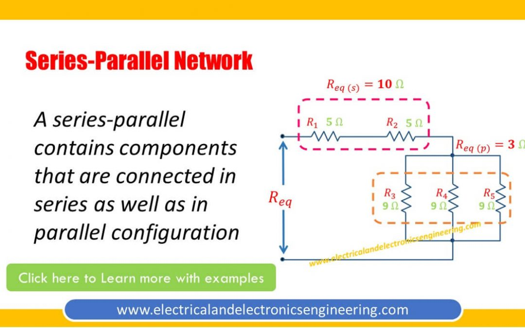Series Parallel Circuits: Basics of Series-Parallel Circuits
