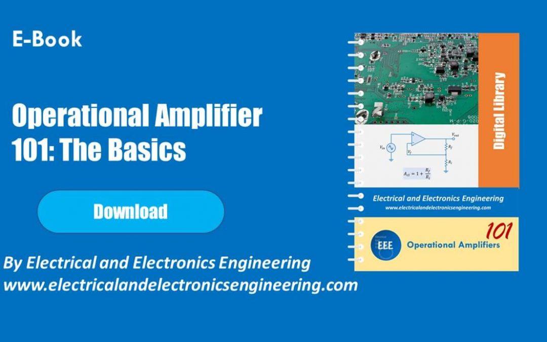Operational Amplifiers 101 Beginners PDF Ebook