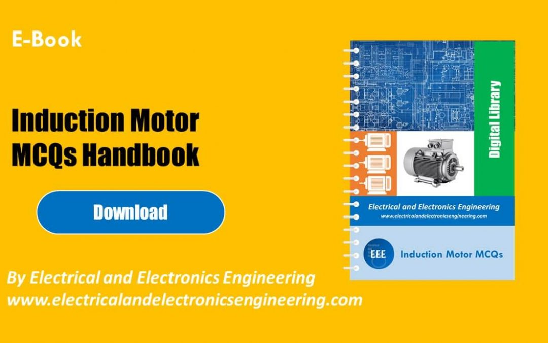 Induction Motor MCQS Handbook with Solutions
