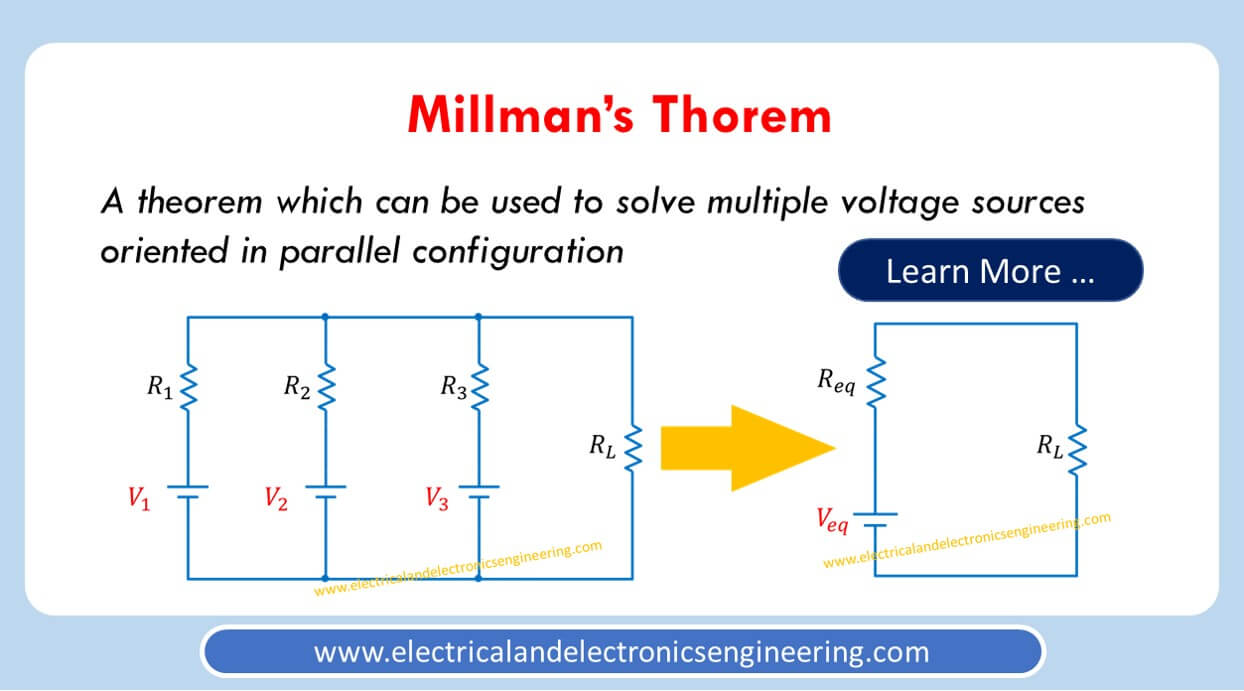 Parallel in multiple sources voltage Two different