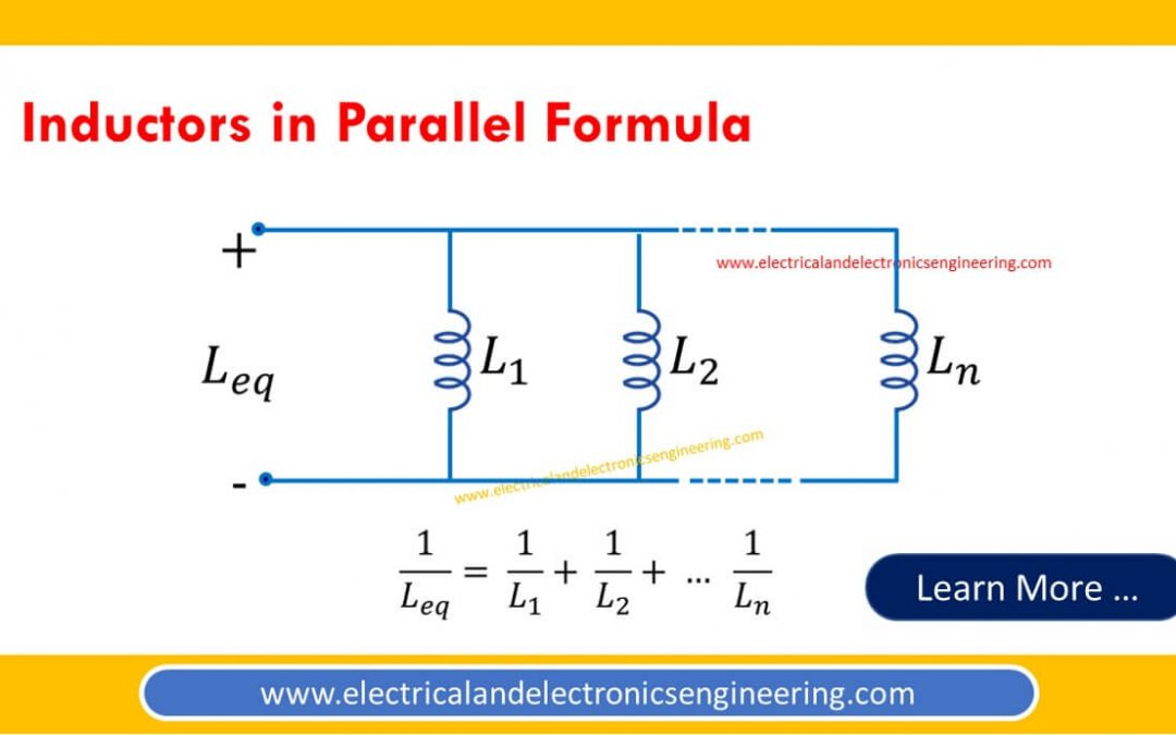 Formula to Solve Inductors in Parallel