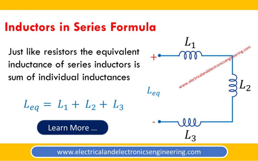 Formula to Solve Inductors in Series