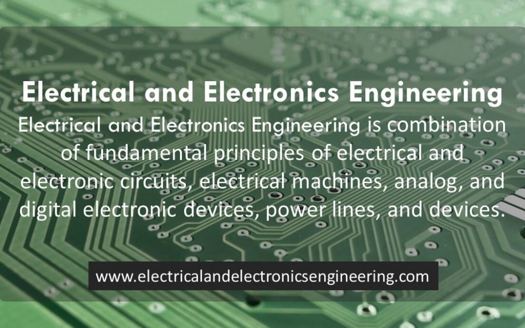 Types of Electrical and Electronics Engineering Degrees