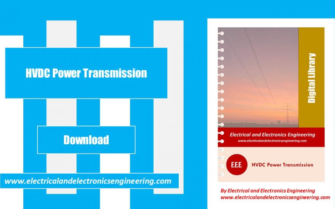 HVDC Power Transmission Introductory Book