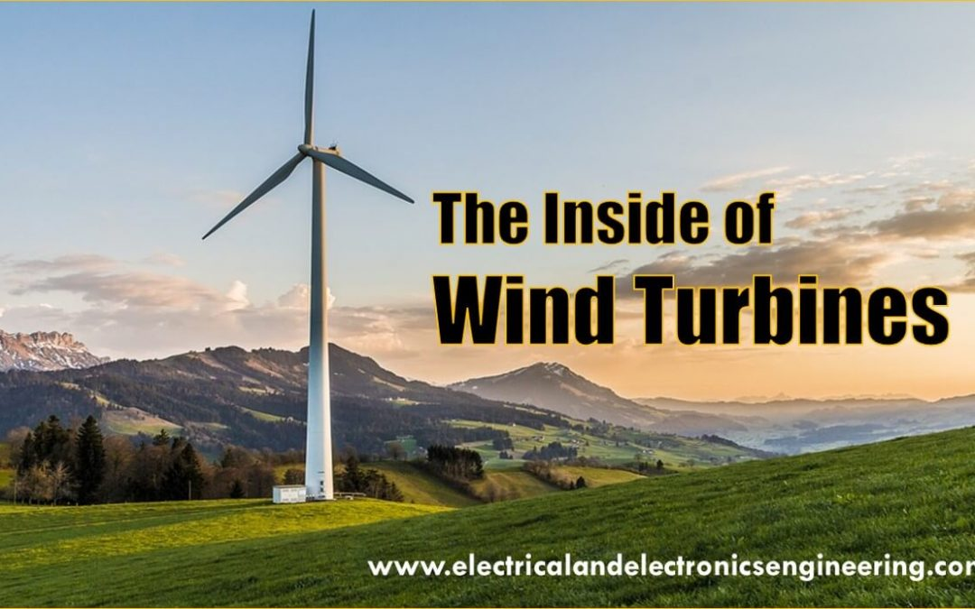 The Inside of Electrical Wind Turbines [Video]