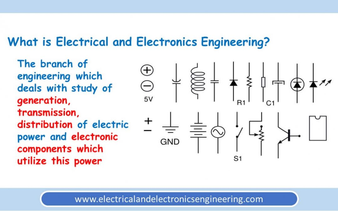 What is Electrical and Electronics Engineering