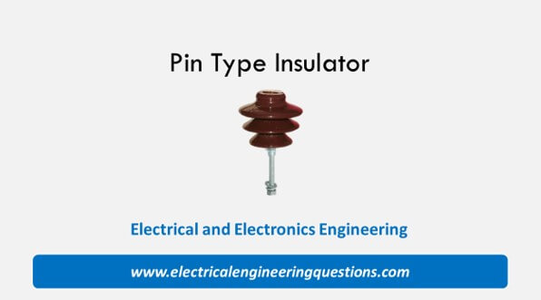 Pin Type Insulator and its Applications